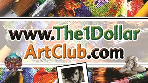 The 1 Dollar Art Club